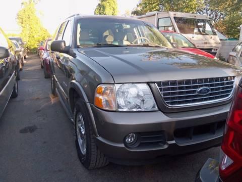 2002 Ford Explorer for sale in Garden City, MI