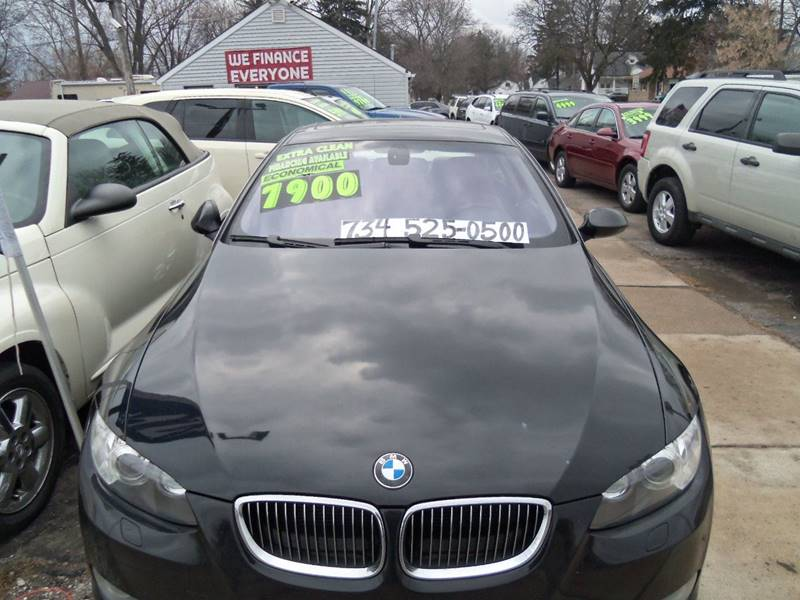Bmw Series AWD Xi Dr Coupe In Garden City MI Als - 2008 bmw 335xi coupe