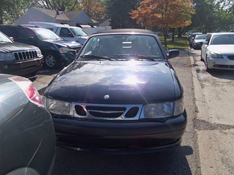 2002 Saab 9-3 for sale in Garden City, MI