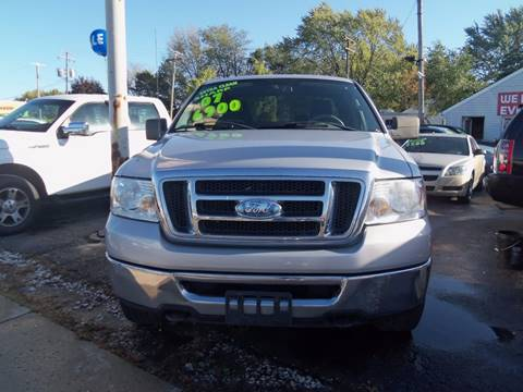 2007 Ford F-150 for sale in Garden City, MI