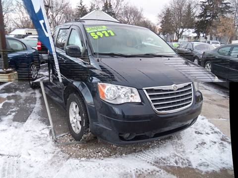 2008 Chrysler Town and Country for sale at Al's Linc Merc Inc. in Garden City MI