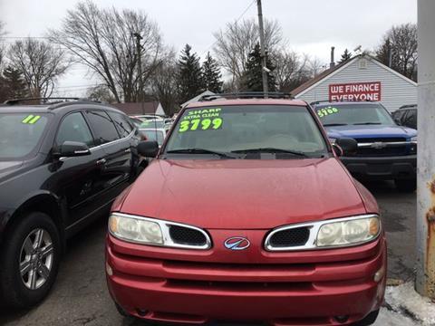 2003 Oldsmobile Bravada for sale in Garden City, MI