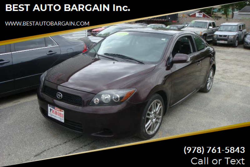 2010 Scion tC 2dr Coupe 4A - Lowell MA