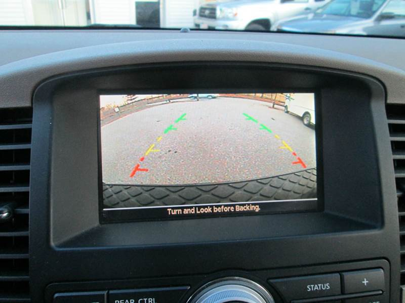 2012 Nissan Pathfinder Silver Edition 4x4 4dr SUV - Lowell MA