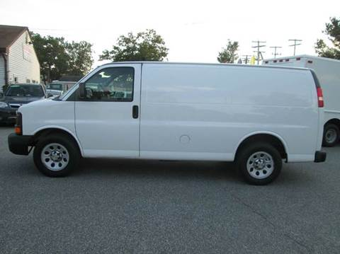 2011 chevrolet express cargo for sale in massachusetts for Motor vehicle lowell ma