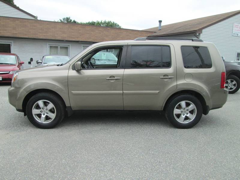 values cars nadaguides honda ex pilot