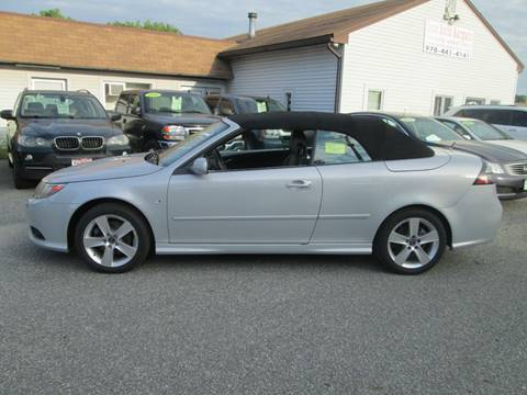 2010 Saab 9-3 for sale in Lowell, MA