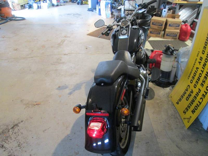 2011 Harley-Davidson FLSTFB FAT BOY  - Lowell MA