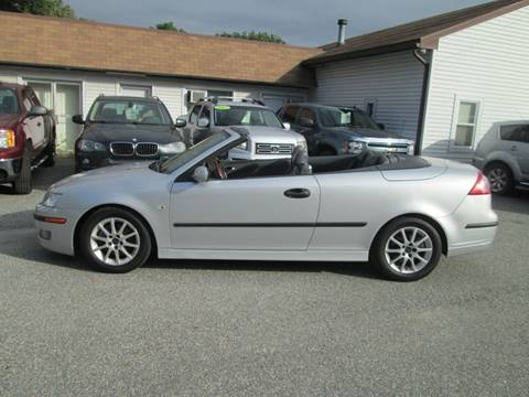 2004 Saab 9-3 for sale in Lowell, MA