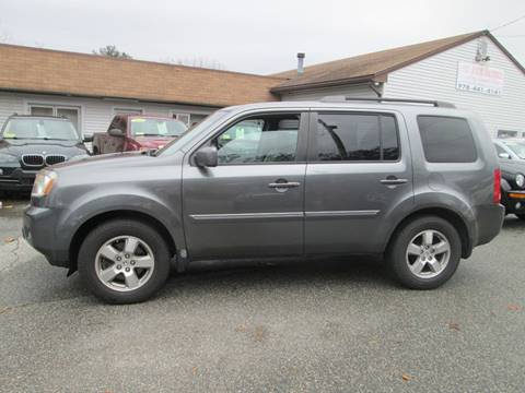 2011 Honda Pilot for sale in Lowell, MA