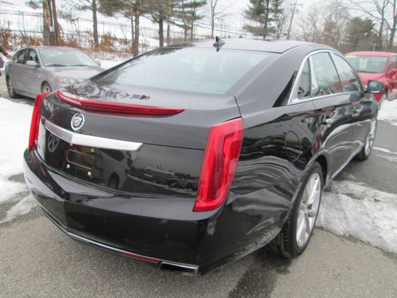 2013 Cadillac Xts AWD Luxury Collection 4dr Sedan In Lowell