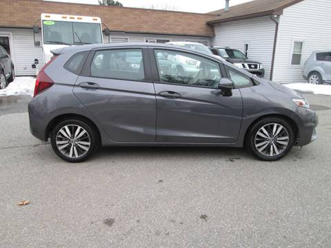 2017 Honda Fit for sale in Lowell, MA