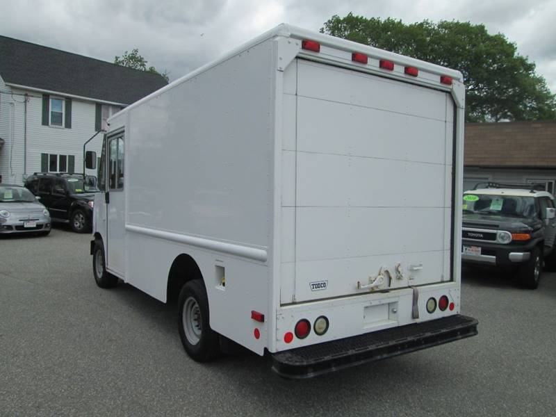 2010 Ford E-Series Chassis E-350 SD Commercial/Cutaway