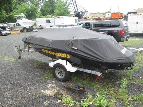 2006 Karavan   Sea Doo Sportster TRAILER-BOAT
