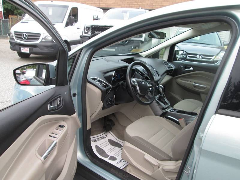 2013 Ford C-MAX Hybrid SE 4dr Wagon - Lowell MA