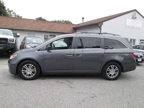 2012 Honda Odyssey for sale in Lowell, MA