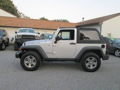 2010 Jeep Wrangler for sale in Lowell, MA