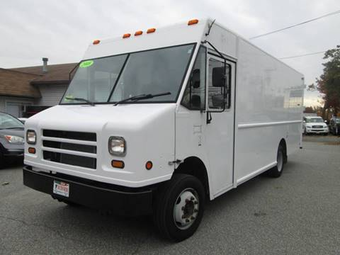 2008 Workhorse W62 for sale in Lowell, MA