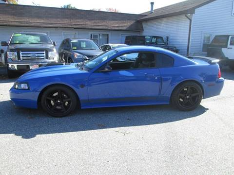 2004 Ford Mustang for sale in Lowell, MA