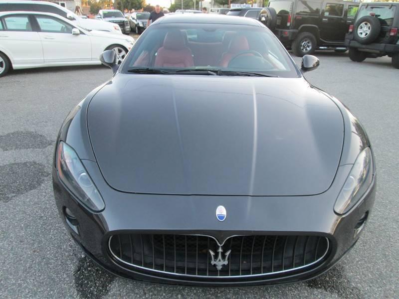 2008 Maserati GranTurismo 2dr Coupe - Lowell MA