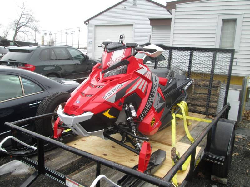 2017 Polaris 800 AXYS ASSAAULT - Lowell MA