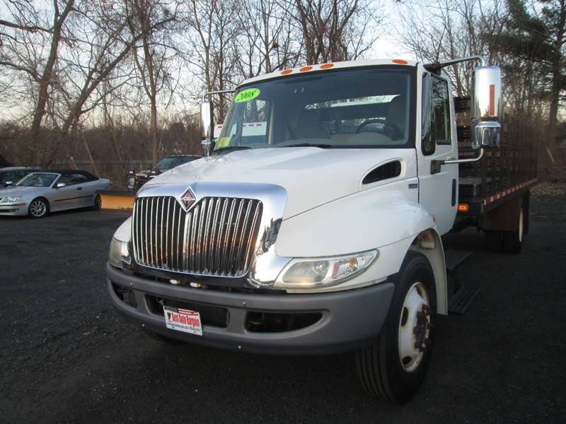 2008 International 4300 M7 Medium Duty Conventional Regular Cab MAXYFORCE 7 - Lowell MA