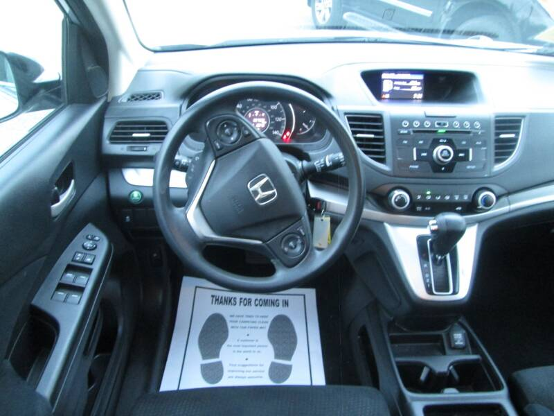 2013 Honda CR-V AWD EX 4dr SUV - Lowell MA