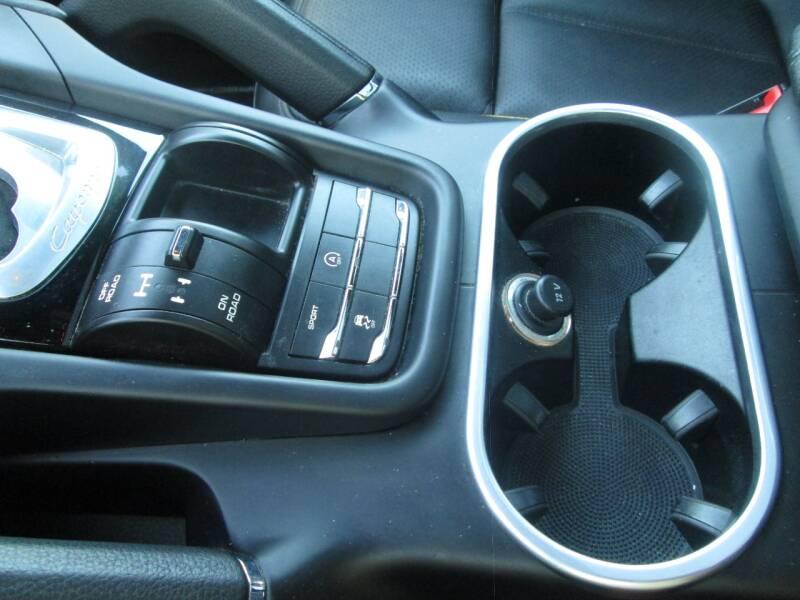 2016 Porsche Cayenne AWD 4dr SUV - Lowell MA