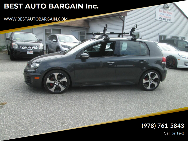 2014 Volkswagen GTI Drivers Edition PZEV 4dr Hatchback 6A - Lowell MA