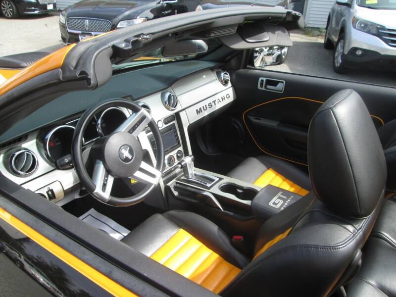 2007 Ford Mustang GT Premium 2dr Convertible - Lowell MA