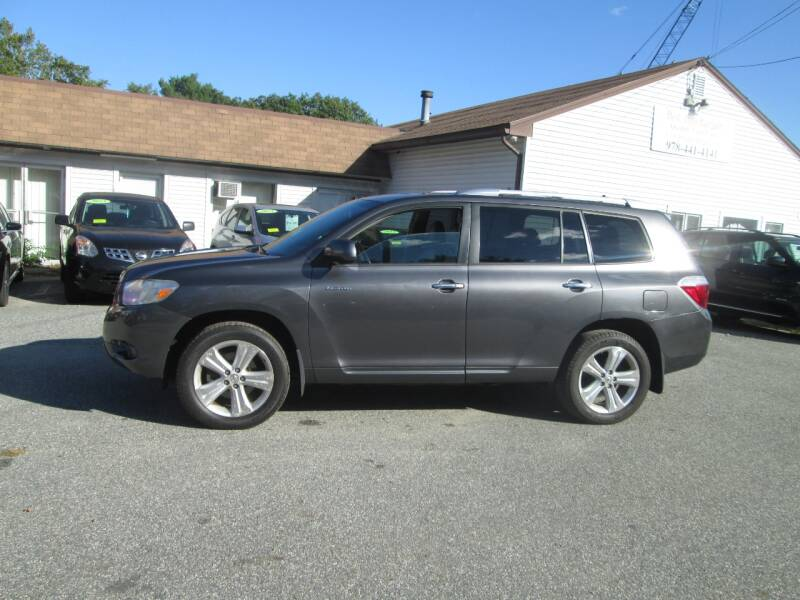 2010 Toyota Highlander AWD Limited 4dr SUV - Lowell MA