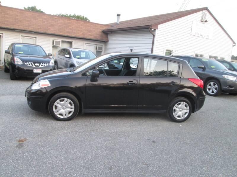 2011 Nissan Versa 1.8 S 4dr Hatchback 4A - Lowell MA
