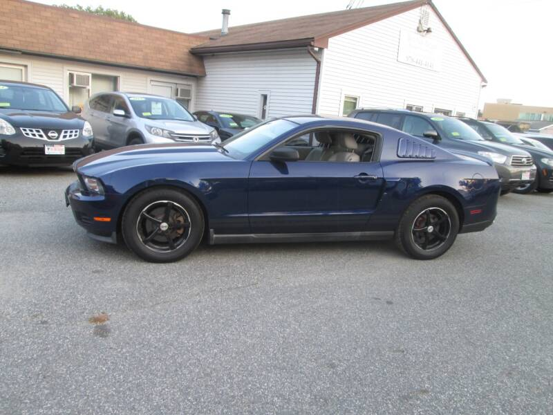 2011 Ford Mustang V6 Premium 2dr Fastback - Lowell MA