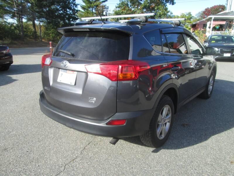 2013 Toyota RAV4 AWD XLE 4dr SUV - Lowell MA