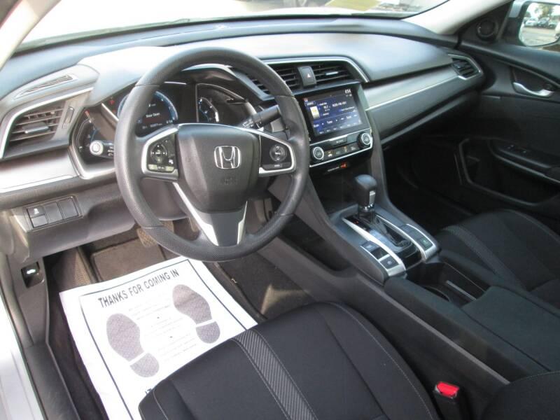 2018 Honda Civic EX 4dr Sedan - Lowell MA
