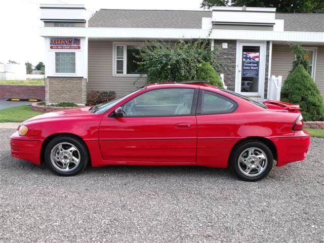 2004 Pontiac Grand Am GT 2dr Coupe In Bellevue OH