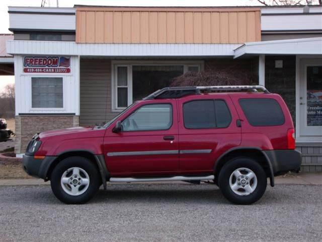 2002 Nissan Xterra XE V6 4WD 4dr SUV   Bellevue OH