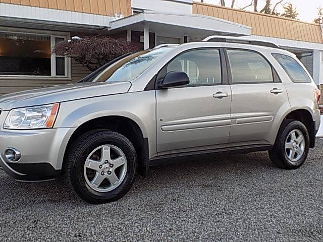 2008 Pontiac Torrent 4dr Suv In Bellevue Oh Freedom Auto