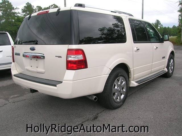 2007 Ford Expedition EL 4x2 Limited 4dr SUV - Holly Ridge NC