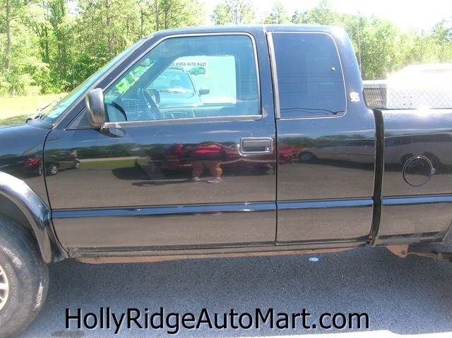 2001 GMC Sonoma 2dr Extended Cab SLS 4WD SB - Holly Ridge NC