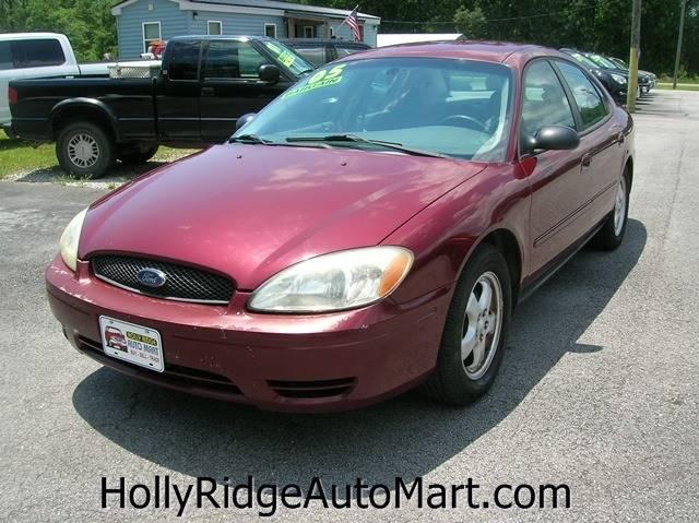 2005 Ford Taurus SE 4dr Sedan - Holly Ridge NC