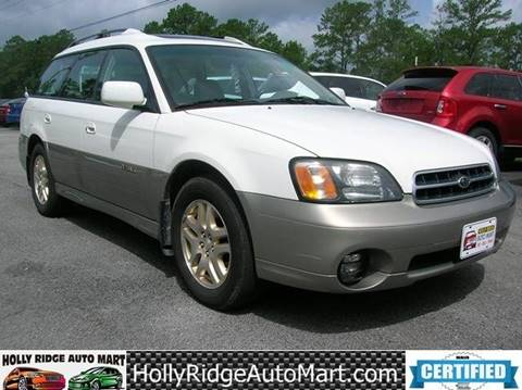 2001 Subaru Outback for sale in Holly Ridge, NC