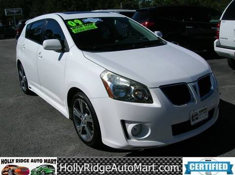 2009 Pontiac Vibe for sale in Holly Ridge, NC