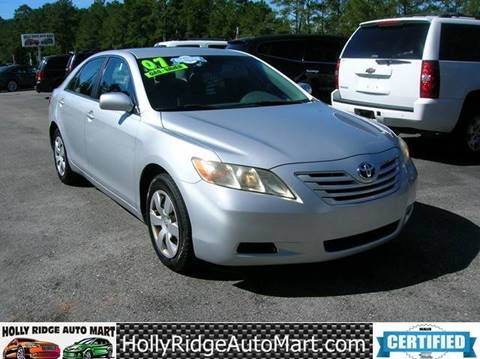 2007 Toyota Camry for sale in Holly Ridge, NC