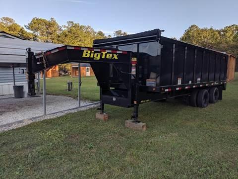 2018 Big Tex 25DU-20BK8SIR for sale in Holly Ridge, NC