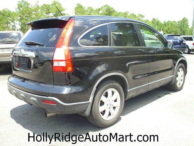 2007 Honda CR-V EX-L 4dr SUV w/Navi - Holly Ridge NC