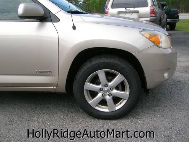 2007 Toyota RAV4 Limited 4dr SUV 4WD I4 - Holly Ridge NC