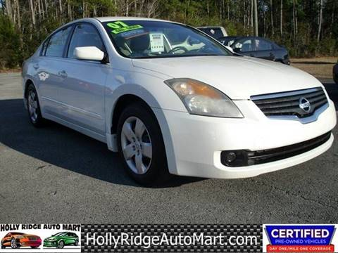 2007 Nissan Altima for sale in Holly Ridge, NC