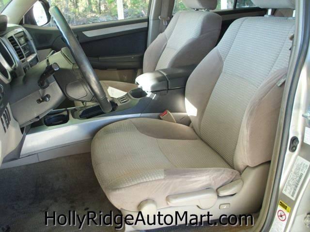 2003 Toyota 4Runner SR5 4WD 4dr SUV - Holly Ridge NC
