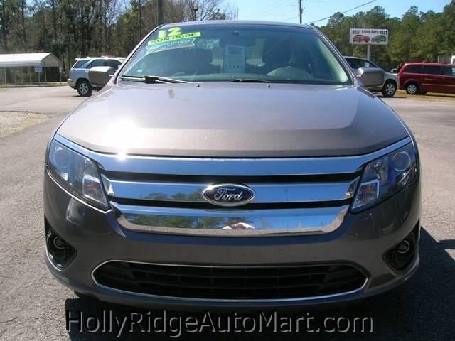2012 Ford Fusion SE 4dr Sedan - Holly Ridge NC